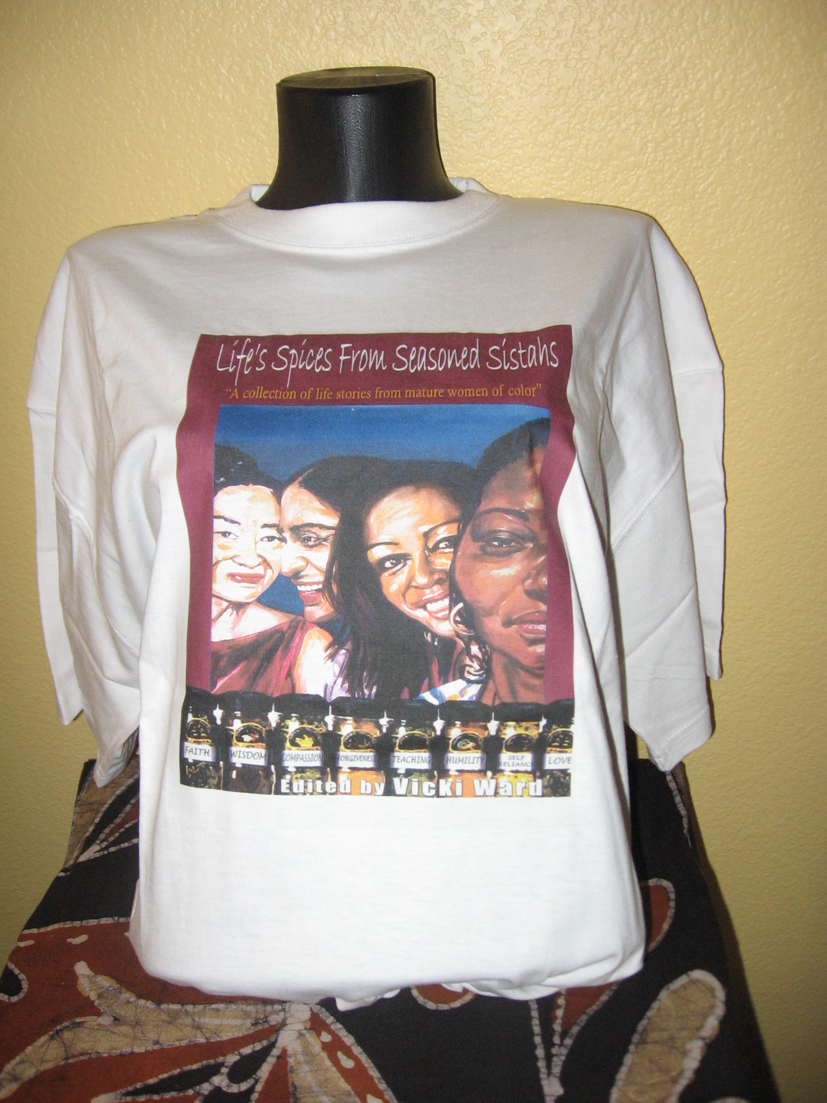Life's Spices From Seasoned Sistahs T-Shirt