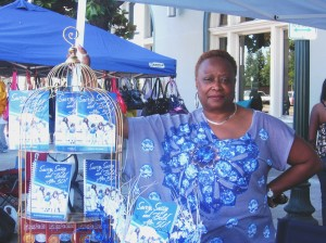 Lynda at Berkeley Juneteenth 2011