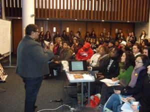 Women of Color Conference UC Berk. 2011
