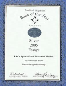 ForeWord Mag Award